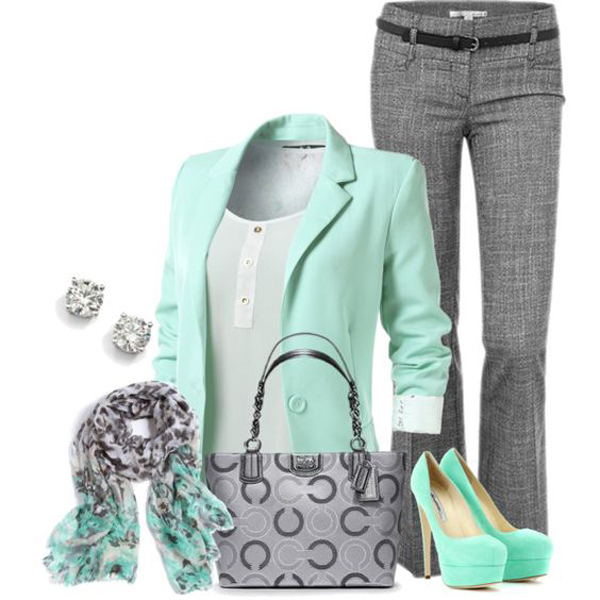 35 Stylish And Casual Outfits For Career Woman