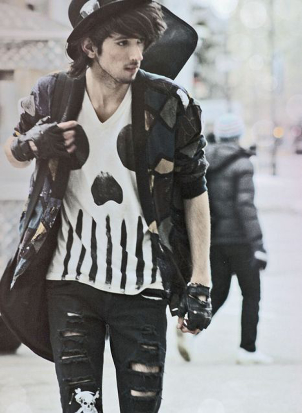 20 Grunge For Men Reckless Style That Favored Inspiration Your Fashion