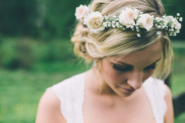 20 Beautiful And Natural Flower Headbands