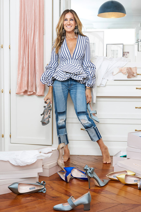 Sarah Jessica Parker Shoe Collection You Can Buy Right Now