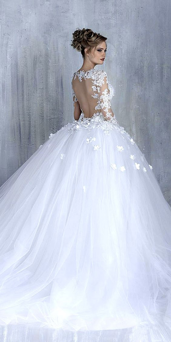 25 Timeless And Classic Ball Gown Wedding Dresses Inspiration Your