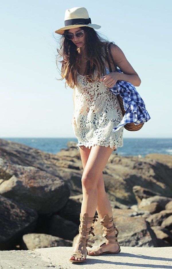 7 Stylish Fashion Tips For Beach Getaway ...