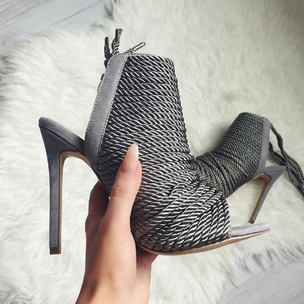 20 awesome diy high heels with little creativity
