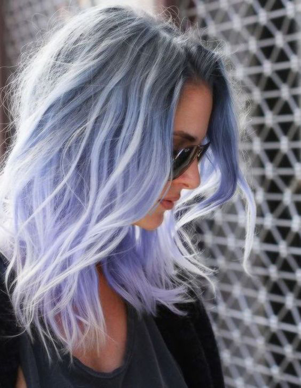 25 Beautiful Pastel Hair Colors You'll Like To Copy