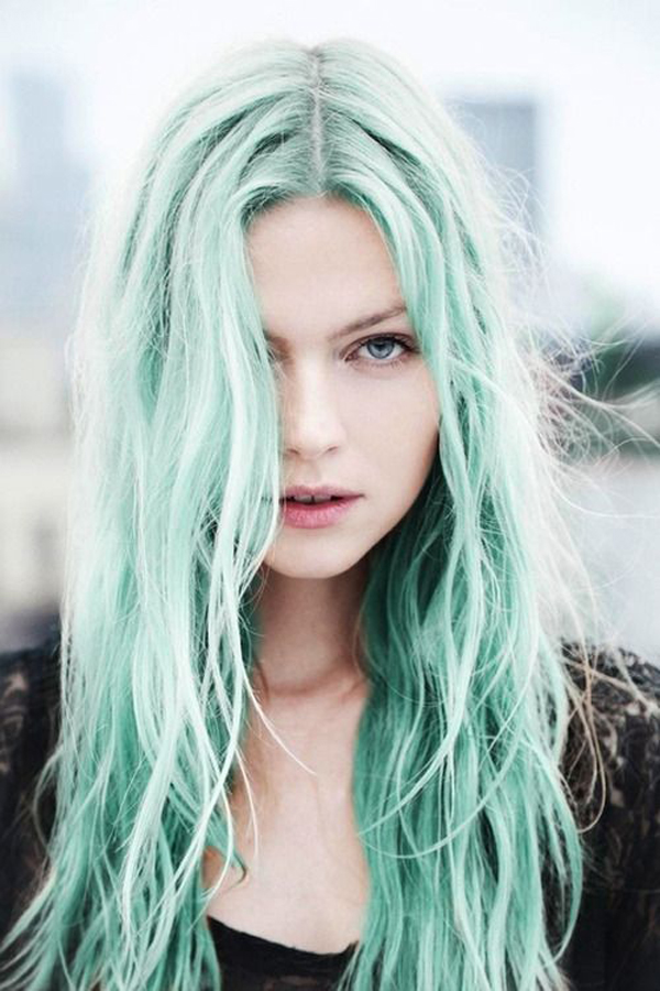 25 Beautiful Pastel Hair Colors Youll Like To Copy