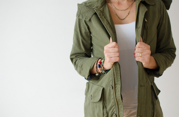 20 Cool And Stylish Military Styles For Women
