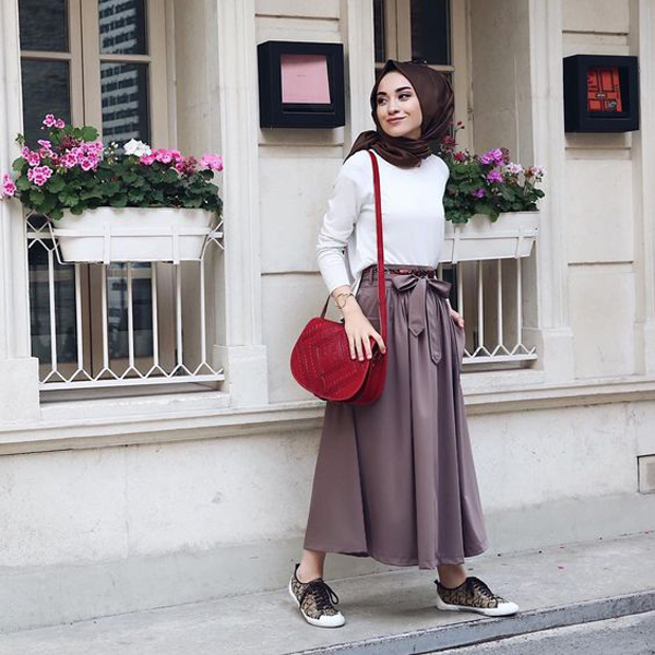 25 Stylish And Fashionable Hijab Fashion For Teens