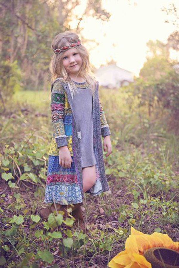 20 Amazing Bohemian Chic Interiors: 20 Cutest Boho Kids Style For Last Summer
