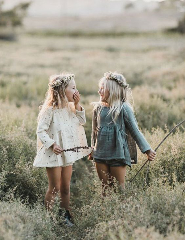 20 Cutest Boho Kids Style For Last Summer