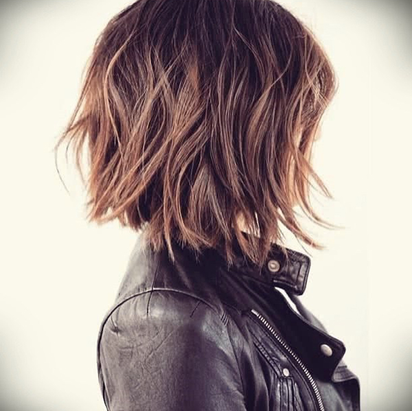 Top 25 Layered Bob Haircuts For Trends 2019