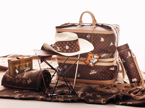 Louis Vuitton Capsule Collection: Bags For Animal Lovers
