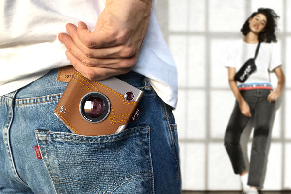 Levis 51 Digital Camera To Capture Your Best Moments