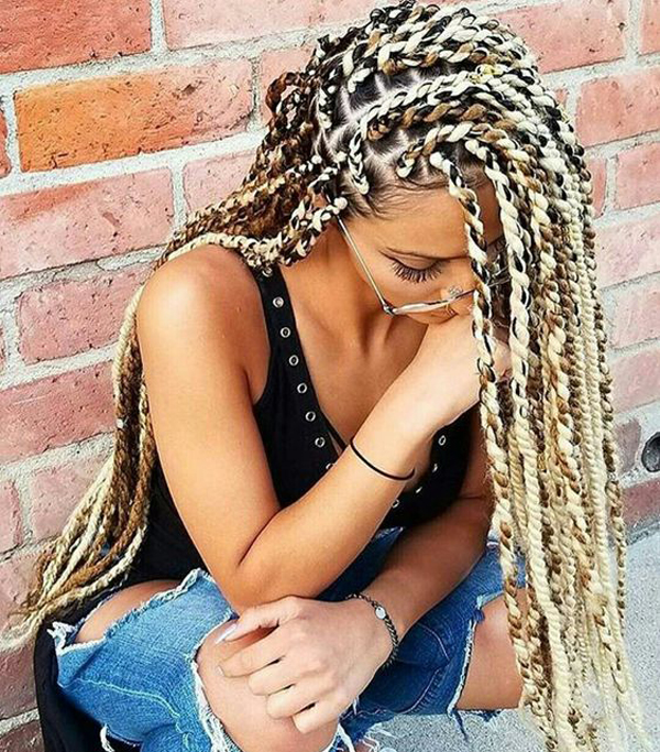 20 Trendy Weaving Hairstyles That Are Timeless