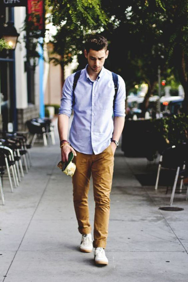 25 Cool And Casual School Outfits For Guys