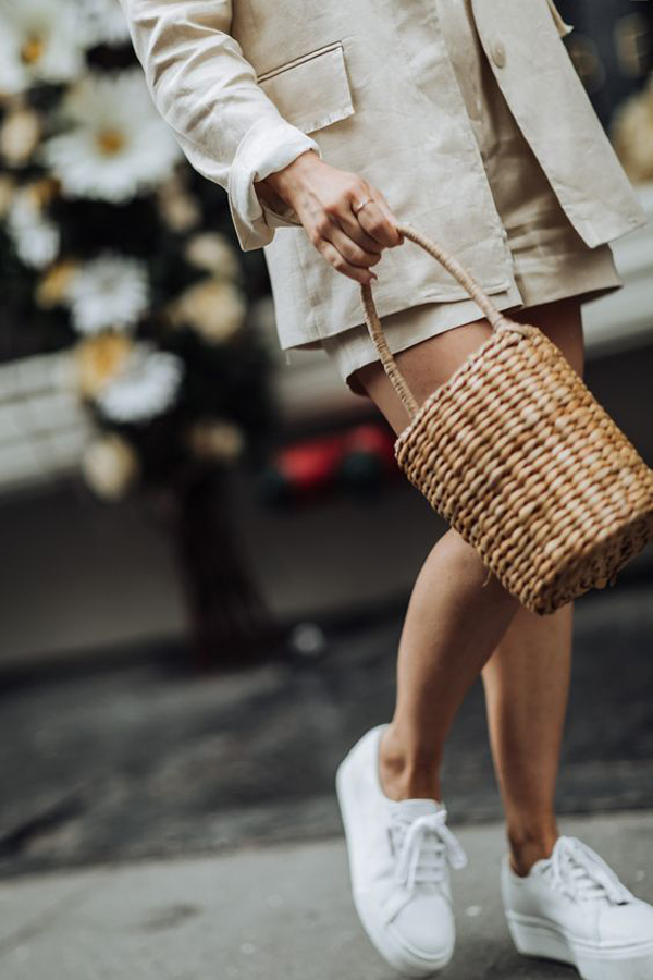 23 How To Wear Ethnic Basket Bags