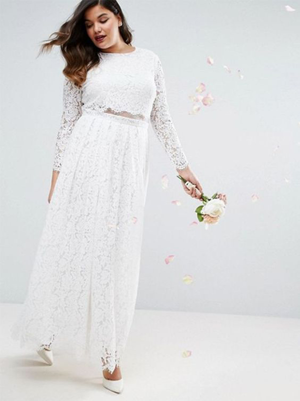 39 Plus Size Wedding Dresses That Every Woman Dreaming