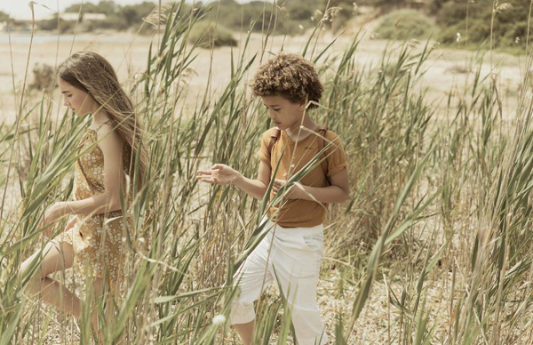 Primitive: Latest Kids Style Collection From The New Society