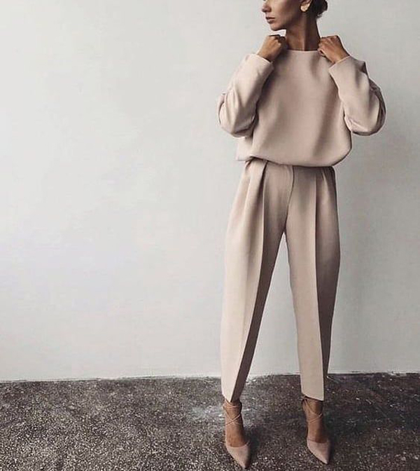 Feminine Ways To Bring Beige Wears For Your Style
