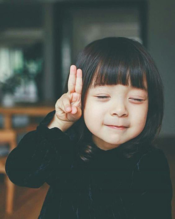 29 Cute Korean Hairstyles For Little Girls Fashionlookstyle