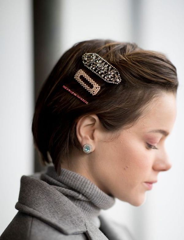 45 Most Beautiful Hair Clips To Improve Your Style