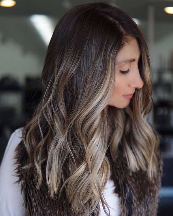 Beautiful Women Hair Color Style Fashionlookstyle