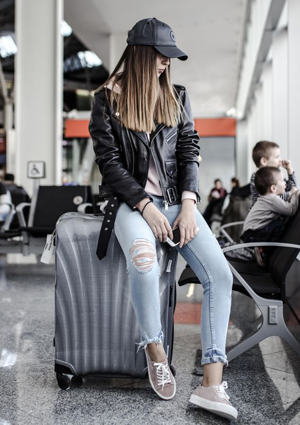 45 Most Stylish Airport Outfits Ideas For Women