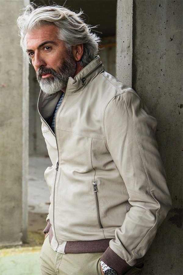 40 Older Men Hairstyles Makes You Look Cool Fashionlookstyle