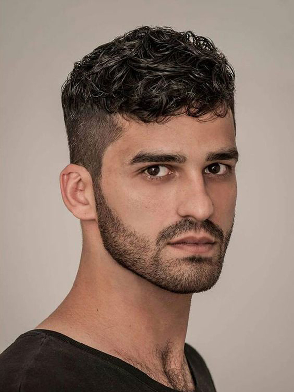 37 Tidy And Stylish Short Hairstyles With Beards For Men's ...