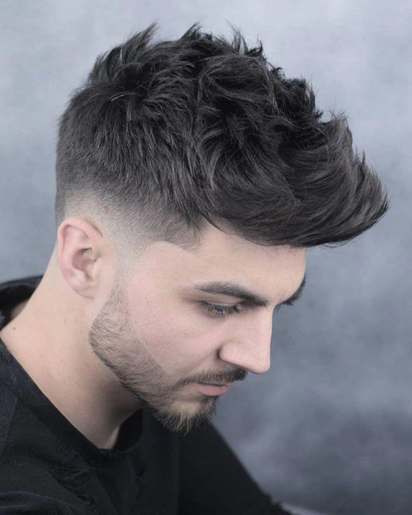 long-top-short-men-hairstyles-with-beards | Fashionlookstyle ...