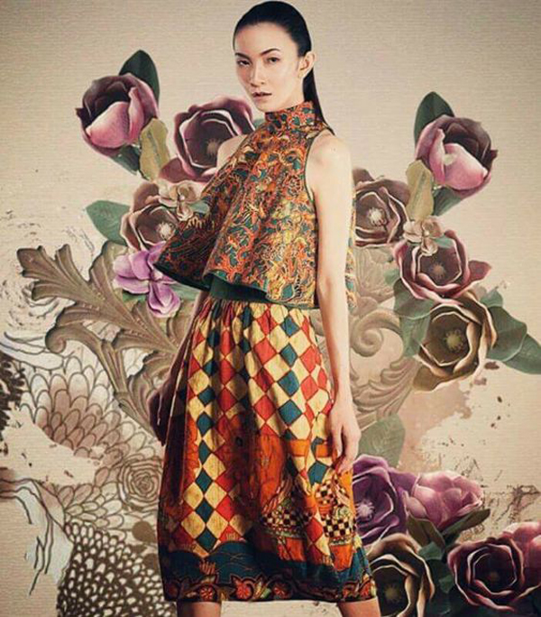 35 Modern Batik Outfits For Women Cultural Styles