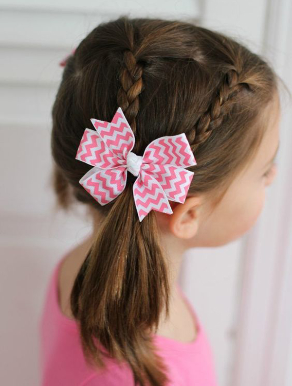 25 Pretty Little Girl Hairstyles For Back To School