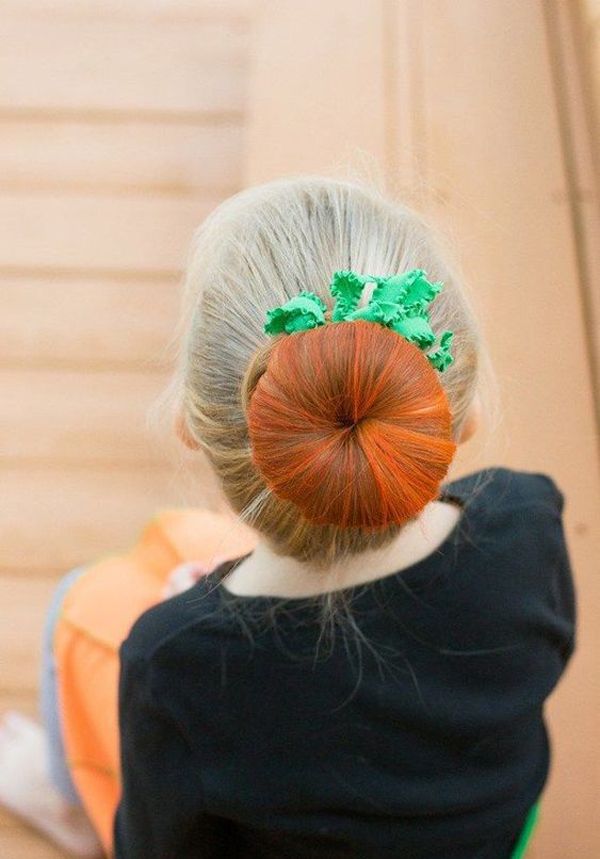 25 Prettiest Halloween Hairstyles For Little Girls