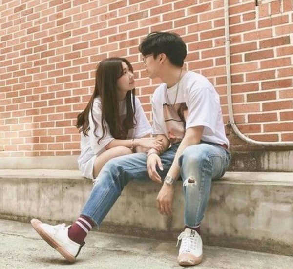 37 Romantic Korean Couple Outfits That Make Will You Love