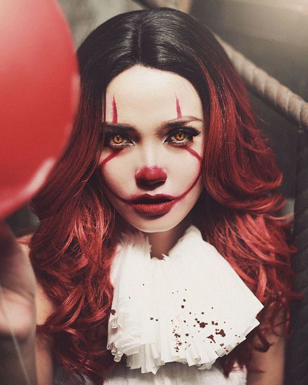 23 Easy DIY Halloween Makeup Ideas That Inspired