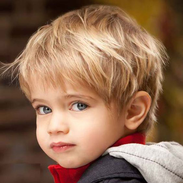 30 Coolest Baby Haircut Ideas For Handsome Boy
