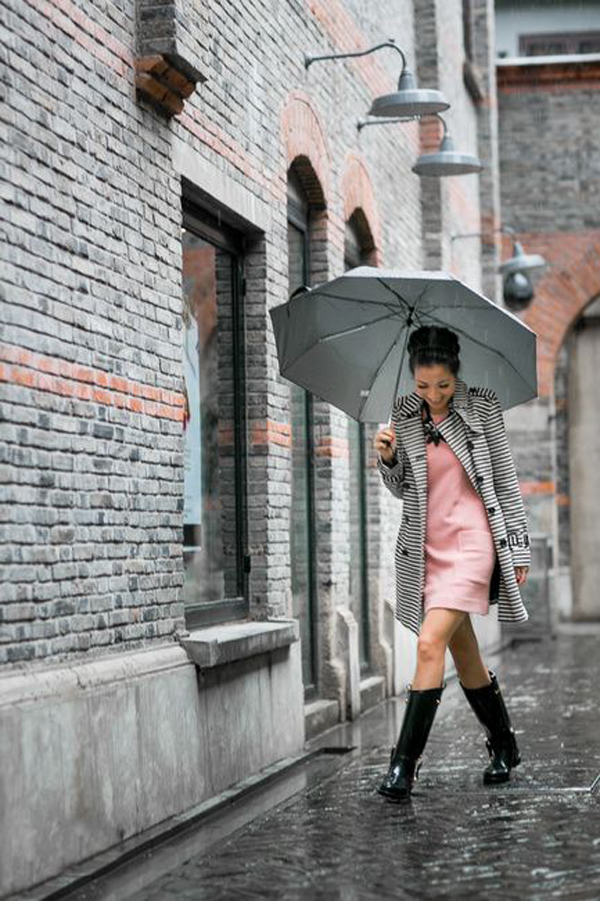 27 Trendy Rainy Days Outfit Ideas That Your Look Beautiful