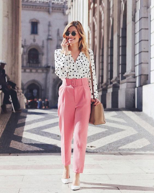 30+ Trendiest Spring Outfits For Business Women