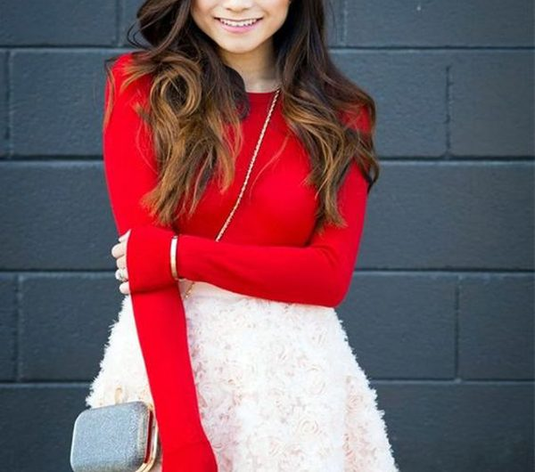 25 Prettiest Valentine Day Outfits For Teens
