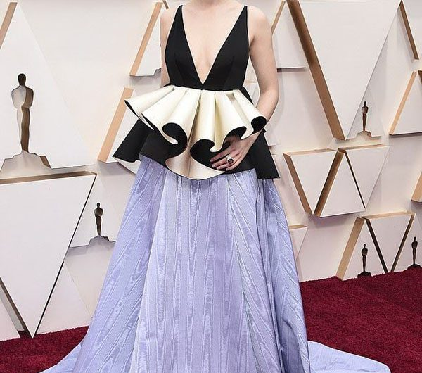 Saoirse Ronan Looks Stunning on the Red Carpets