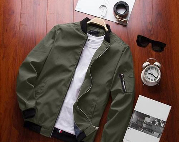 Look Cooler with a Bomber Jacket