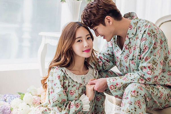 Couple Pajamas For Which Beloved