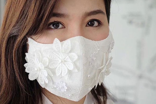 Face Mask are Becoming a New Fashion Trend Amid the Outbreak of the Corona Virus