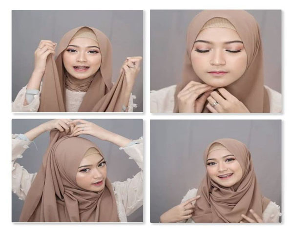 Pashmina Hijab Tutorial for Your Fashion Style