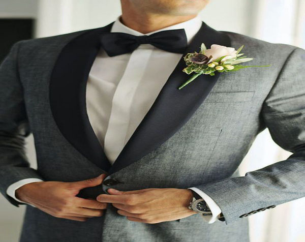 Look Cooler with a Tuxedo Style
