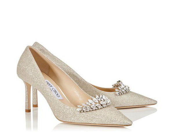 Jimmy Choo Collection of Charming Shoes