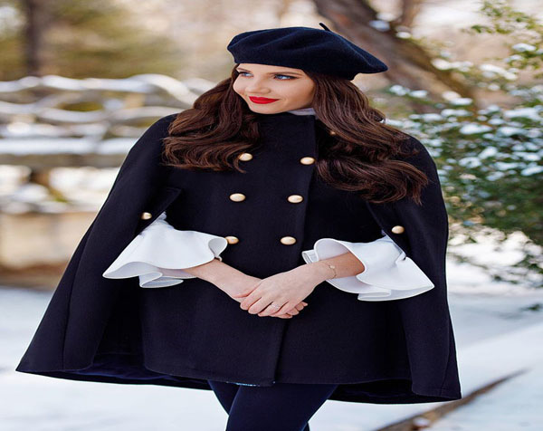 Capes Style Choices for a Trendy and Glamorous Look
