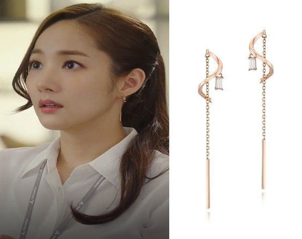 Earrings Style Inspiration from Korean Drama Series