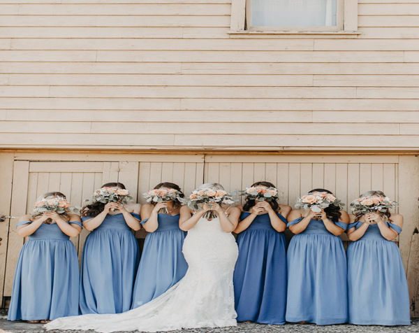 Bridesmaid Dress Ideas for Weddings