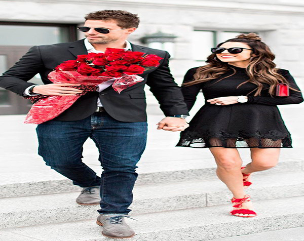 Couple Valentine Fashion Style