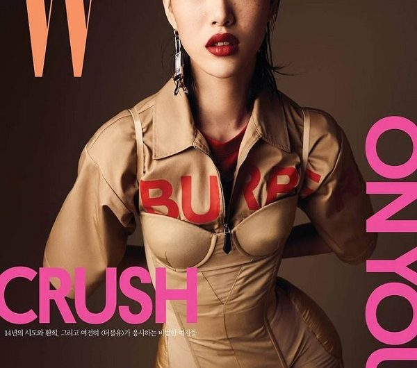 So Ra Choi as The World's Top Model